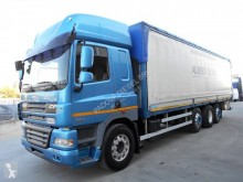 Camion rideaux coulissants (plsc) occasion DAF CF85 FAQ 85.460