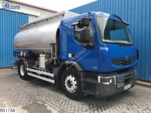 Kamion cisterna chemikálie Renault Premium 320