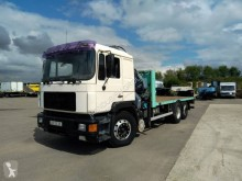 Camion plateau standard occasion MAN 26.372