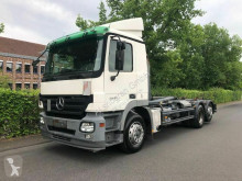 Camion multibenne occasion Mercedes Actros 2541 L 6x2 Meiller Abrollkipper