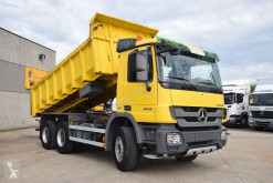 Camion benne occasion Mercedes Actros