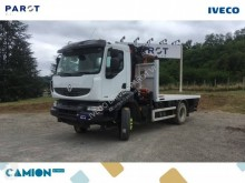 Camion plateau standard occasion Renault Kerax 380.19