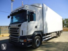 teherautó Scania