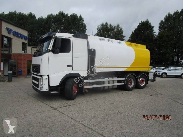 Voir les photos Camion Volvo FH 460