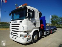 Scania heavy equipment transport used