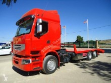 Camion porte engins occasion Renault