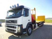 Camion porte engins occasion Volvo FM12 380