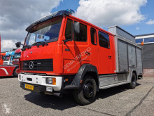 Used fire truck Mercedes 1117