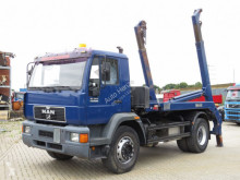 Camion MAN L2000 Meiller Tele org.KM multibenne occasion