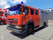 DAF 1700 truck used fire
