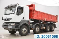 Renault Kerax 450 truck used two-way side tipper