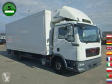MAN TGL 12.220 4X2 BL CARRIER SUPRA 850 KLIMA Trennw truck used refrigerated
