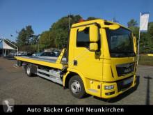 camion MAN TG-L8.8180 FG mit neuem Schiebeplateau