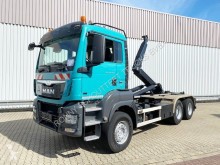 Camion MAN TGS 26.480 6x4 BL 26.480 6x4 BL Standheizung polybenne occasion