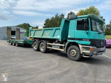 Camion benă bilaterala second-hand Mercedes Actros 3335