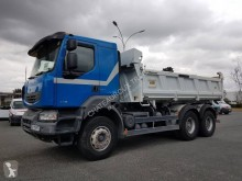 Renault Kerax 430.26 DXI truck used two-way side tipper