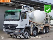 Kamyon Mercedes Actros 3236 beton malaksör + pompa ikinci el araç