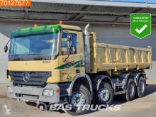 Kamyon damper üç yönlü damperli kamyon Mercedes Actros 4141