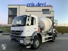 Camion béton toupie / Malaxeur occasion Mercedes Axor 1833 4x2 Stetter 4 cbm Trommel
