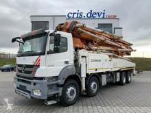 Mercedes concrete pump truck truck 4140 8x4 CIFA Zoomlion 49X-6RZ | 6 Knick