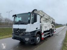 Camion Mercedes Arocs 2840 6x4 CIFA K 40 M CARBOTECH pompe à béton occasion