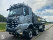 camion Mercedes 4151 8x8 AK Meiller Kipper