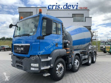 Camion béton toupie / Malaxeur occasion MAN TGS 32.360 8x4 Liebherr 9 cbm