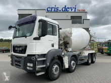 Camião MAN TGS 35.360 8x4 Liebherr 9 cbm betão betoneira / Misturador usado