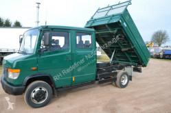 Used three-way side tipper truck Mercedes 815 D Kipper HU 03/21- 148 TKM