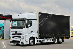 camion Mercedes ACTROS 2545/ 6X2/L: 7,7M/ DOPPELSTOCK/GIGA SPACE