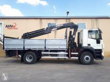 Camião estrado / caixa aberta Iveco 270 4x2 GRUA HIAB 220 AÑO 2005