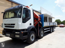 camion Iveco 360 8x4 PALFINGER PK 44002 AÑO 2008