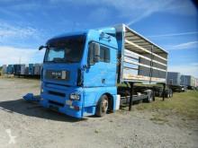 Camião MAN 18.320 BDF, AHK, KLima, Kühlschrank chassis usado