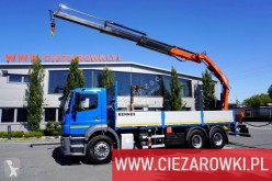 Mercedes Axor 2633 truck used dropside