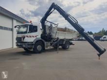 Mercedes tipper truck Axor 18.29 KN BIBENNE GRUE