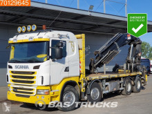 Scania G 480 truck used flatbed