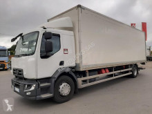 Camion Renault Gamme D D280.19 furgone plywood / polyfond usato