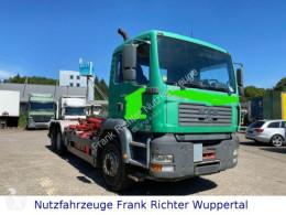 Camião MAN TGA 26.410,Abroller,erst432TKM,TÜ multi-basculante usado