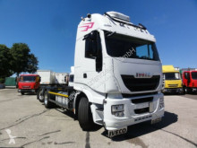 Vrachtwagen chassis Iveco AS260S46Y/FS E6 Lenkachse Intarder Standklima