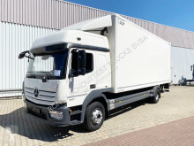 Camión Mercedes Atego 1527/30 L 4x2 1527/30 L 4x2, BigSpace, 2x AHK, LBW BÄR furgón usado