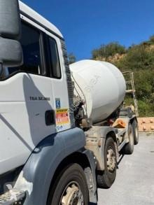 Camion béton toupie / Malaxeur MAN TGA 18.360