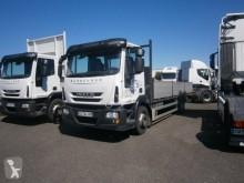 Camión Iveco Eurocargo 140 E 22 caja abierta teleros usado