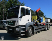 Camion polybenne occasion MAN TGS 26.400