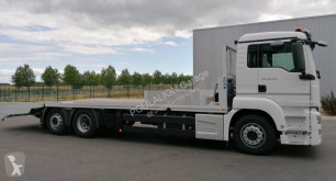 Camion MAN TGS 26.430 porte engins neuf