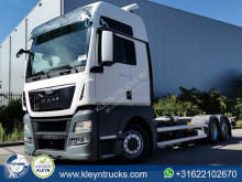 Used BDF truck MAN TGX 26.440