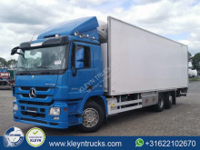 Mercedes Actros 2536 truck used mono temperature refrigerated