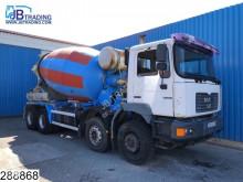 MAN 32.364 truck used concrete mixer