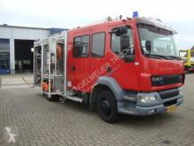 Ciężarówka wóz strażacki używana DAF 55-250 BOMBEROS HOLMATRO SET