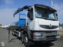 Camión caja abierta estándar usado Renault Kerax 380 DXI