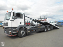 MAN TGA 28.350 truck used heavy equipment transport